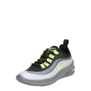 Nike Sportswear Sportovní boty 'Air Max Axis'  černá / grafitová / limetková