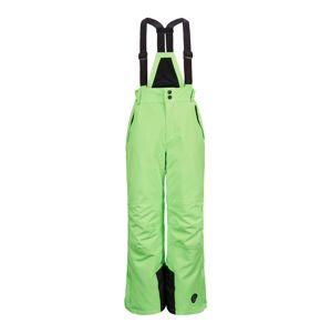 KILLTEC Outodoor kalhoty 'Gauror'  svítivě zelená / černá
