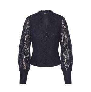 Fashion Union Halenka 'ROSA'  černá