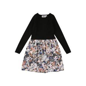 Molo Šaty 'Credence'  mix barev / černá