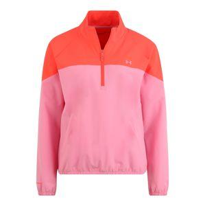 UNDER ARMOUR Sportovní bunda  pink