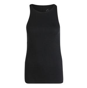 NIKE Sportovní top 'Luxe'  černá