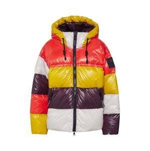Peuterey Zimní bunda 'MISS VAN TW BLOCK'  žlutá / oranžová