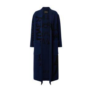 Ottod'Ame Přechodný kabát 'Giacca'  tmavě modrá / námořnická modř