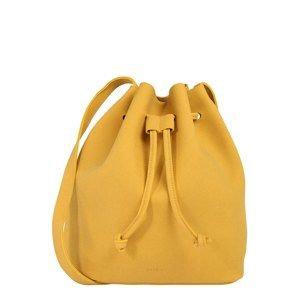 Mae & Ivy Vak 'Mila Bucket Bag'  žlutá
