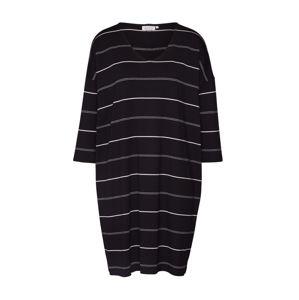 Masai Šaty 'Nebine'  krémová / černá