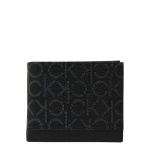 Calvin Klein Peněženka 'BIFOLD'  černá
