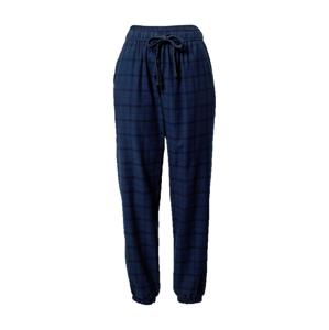 Cotton On Pyžamové kalhoty  modrá / tmavě modrá