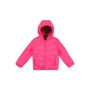 NAME IT Přechodná bunda  tmavě růžová