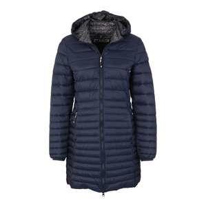 CMP Outdoorový kabát 'FIX HOOD'  tmavě modrá