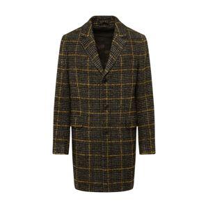 DRYKORN Přechodný kabát 'BLACOT'  žlutá / černá