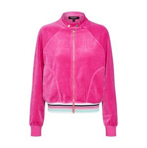 Juicy Couture Black Label Mikina s kapucí  pink