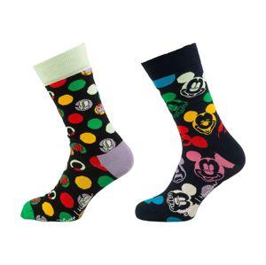 Happy Socks Ponožky 'Disney'  mix barev / noční modrá