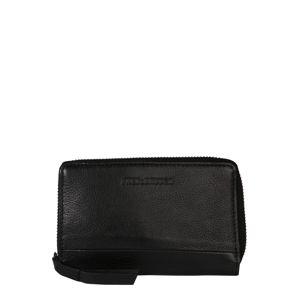 FREDsBRUDER Peněženka 'Pure Wallet Midi'  černá