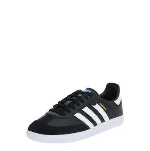 ADIDAS ORIGINALS Sportovní boty 'SAMBA'  černá