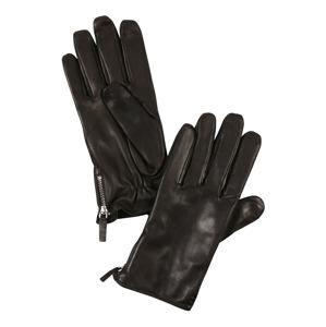 ROYAL REPUBLIQ Prstové rukavice 'Ground '  černá