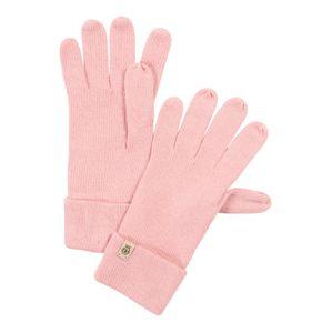 ROECKL Prstové rukavice  růžová