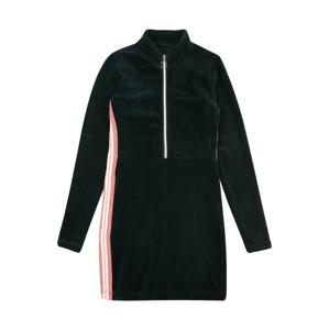 LEMON BERET Šaty  jedle / pink / bílá