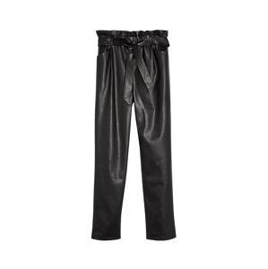 Miss Selfridge Kalhoty  černá