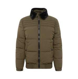 JOOP! Zimní bunda 'Tobito'  khaki