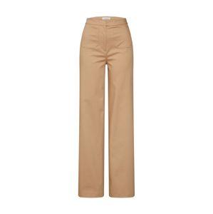 SELECTED FEMME Kalhoty  světle béžová