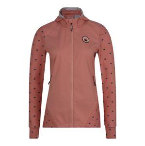Maloja Outdoorová bunda  pink