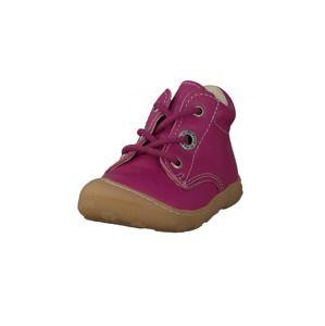Pepino Botičky pro první krůčky 'CORY'  hnědá / pink