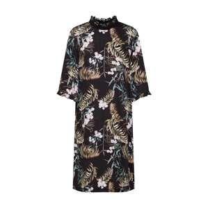 CULTURE Šaty  černá