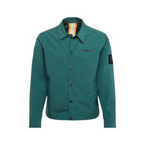 TIMBERLAND Přechodná bunda  zelená