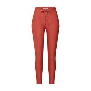 ICHI Kalhoty 'IHRUTIPA'  oranžově červená