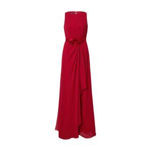 STAR NIGHT Společenské šaty  červená