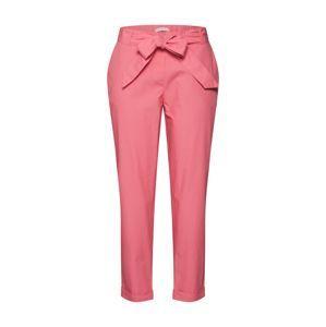 ESPRIT Kalhoty  tmavě růžová