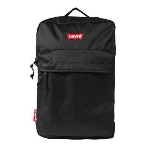 LEVI'S Batoh 'Pack Standard Issue'  černá