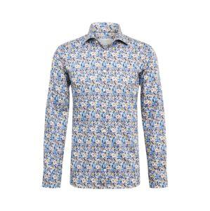 ETON Košile  modrá / béžová / bílá