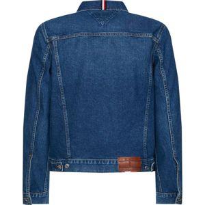 TOMMY HILFIGER Přechodná bunda  modrá džínovina