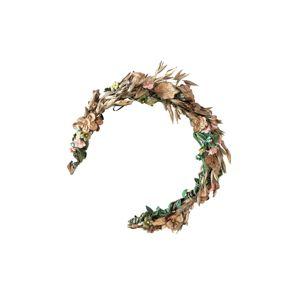 We Are Flowergirls Šperky do vlasů 'Flowercrown Willow'  mix barev / růže