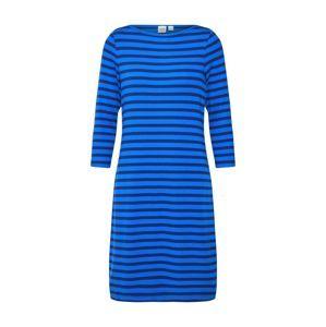 GAP Společenské šaty 'SS MDRN SHIFT - STRP'  modrá