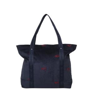 Tommy Jeans Nákupní taška  červená / tmavě modrá