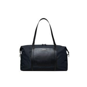 SANDQVIST Cestovní taška 'HELLEN'  černá