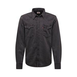LEVI'S Košile 'Barstow'  černá