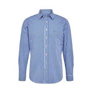 ALMSACH Košile  modrá / světlemodrá / bílá
