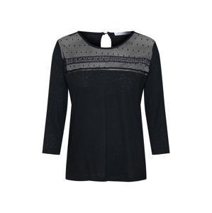 ARTLOVE Paris Tričko '36151'  černá
