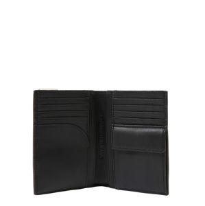 Calvin Klein Jeans Peněženka 'CKJ MICRO PEBBLE N/S BILLFOLD'  černá