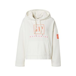GAP Mikina 'GAP WORLDWIDE PO HD'  offwhite