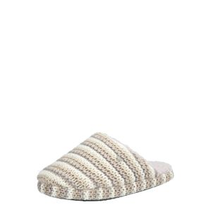 ESPRIT Pantofle 'Doni'  béžová / světle šedá