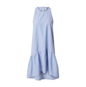 ONLY Letní šaty  modrá / offwhite