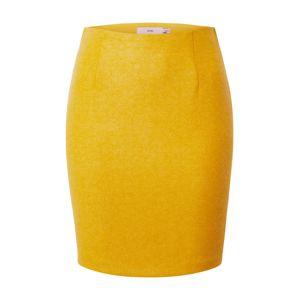 ICHI Sukně 'IHINGA'  žlutá