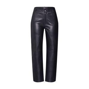 OBJECT Kalhoty 'TIFANNY'  černá