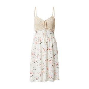 Hailys Letní šaty 'Kana'  mix barev / bílá
