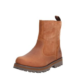 TIMBERLAND Kozačky 'Courma Kid Warm Lined Boot GLAZED GINGER'  pueblo